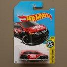 Hot Wheels 2017 HW Speed Graphics Honda Odyssey (red/black)