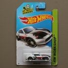 Hot Wheels 2014 HW Workshop Nissan 370Z (white) (SEE CONDITION)