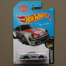 Hot Wheels 2017 Nightburnerz Porsche 934 Turbo RSR (grey) (Magnus Walker)