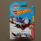 Hot Wheels 2017 Holiday Racers Carbonator (blue/red) (Happy New Year)
