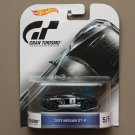 Hot Wheels 2016 Retro Entertainment Gran Turismo '09 Nissan GT-R [R35] (#5 of 5) (SEE CONDITION)