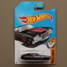 Hot Wheels 2016 Muscle Mania '72 Ford Gran Torino Sport (black) (SEE CONDITION)