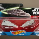 Hot Wheels 2015 Star Wars Ships 2-Pack Imperial Star Destroyer vs Mon Calamari Cruiser