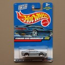 Hot Wheels 2000 Collector Series Ferrari 550 Maranello (grey) (SEE CONDITION)