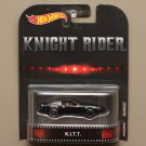 Hot Wheels 2017 Retro Entertainment K.I.T.T. (Knight Rider)