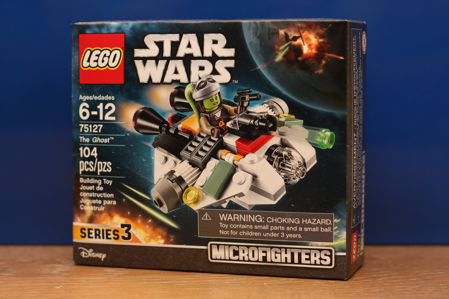 Lego Star Wars Microfighters The Ghost (75127)