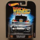 Hot Wheels 2017 Retro Entertainment Delorean Time Machine Hover Mode (Back To The Future)