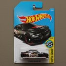 Hot Wheels 2017 HW Speed Graphics '15 Dodge Charger SRT Hellcat (black)