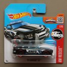 Hot Wheels 2016 HW Rescue '10 Camaro SS (black) (SEE CONDITION)