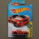 Hot Wheels 2016 HW Speed Graphics '13 Chevrolet COPO Camaro (orange)