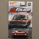 Hot Wheels 2017 Car Culture HW Redliners '68 Mercury Cougar