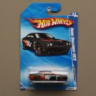 Hot Wheels 2010 HW Performance Dodge Challenger SRT8 (black) (SEE CONDITION)