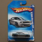Hot Wheels 2009 Muscle Mania '08 Dodge Challenger SRT8 (grey) (SEE CONDITION)
