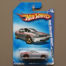 Hot Wheels 2009 Faster Than Ever Dodge Challenger Concept (silver)