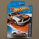 Hot Wheels 2011 Nightburnerz '07 Ford Shelby GT-500 (white)