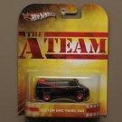 Hot Wheels 2013 Retro Entertainment The A-Team Custom GMC Panel Van (SEE CONDITION)