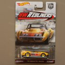 Hot Wheels 2017 Car Culture HW Redliners '69 Corvette Racer