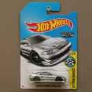 Hot Wheels 2017 HW Speed Graphics Custom '01 Acura Integra GSR (ZAMAC silver - Walmart Excl.)