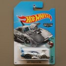 Hot Wheels 2017 Tooned Dodge Charger Daytona (ZAMAC silver - Walmart Excl.)
