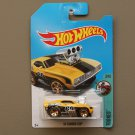 Hot Wheels 2017 Tooned '69 Camaro Z28 (yellow) (Treasure Hunt) (SEE CONDITION)