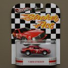 Hot Wheels 2013 Retro Entertainment T-Bird Stocker (Stroker Ace) (SEE CONDITION)