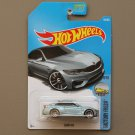 Hot Wheels 2017 Factory Fresh BMW M4 (pearlescent blue)