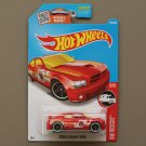 Hot Wheels 2016 HW Rescue Dodge Charger SRT8 (red) (Treasure Hunt)