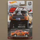 Hot Wheels 2017 Car Culture HW Redliners '55 Chevy Bel Air Gasser (SEE CONDITION)