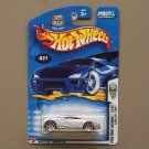 Hot Wheels 2003 First Editions Cadillac Cien (silver)