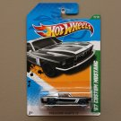 Hot Wheels 2012 Treasure Hunts '67 Custom Mustang
