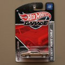 Hot Wheels 2011 Garage '70 Chevy Monte Carlo (SEE CONDITION)
