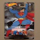 Hot Wheels 2016 Pop Culture DC Comics Volkswagen T1 Panel Bus (Superman) (SEE CONDITION)