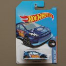 Hot Wheels 2017 HW Race Team '12 Ford Fiesta (blue)