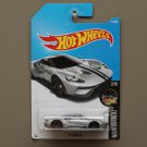 Hot Wheels 2017 Nightburnerz '17 Ford GT (silver)