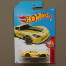 Hot Wheels 2017 Then And Now '13 SRT Viper (yellow)