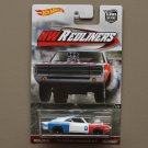 Hot Wheels 2017 Car Culture HW Redliners '70 Dodge Charger RT (Magnus Walker) (SEE CONDITION)