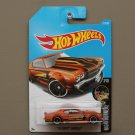 Hot Wheels 2017 Nightburnerz '70 Chevy Chevelle (orange)