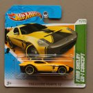 Hot Wheels 2012 Treasure Hunts Ford Shelby GR-1 Concept