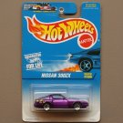 Hot Wheels 1996 Collector Series Nissan 300ZX (purple)