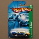 Hot Wheels 2007 Treasure Hunts '69 Pontiac GTO