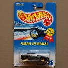 Hot Wheels 1991 Collector Series Ferrari Testarossa (black)