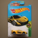 [ASSEMBLY ERROR] Hot Wheels 2016 HW Exotics McLaren P1 (yellow)