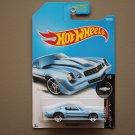 Hot Wheels 2017 Camaro Fifty '81 Camaro (blue)