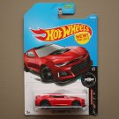 Hot Wheels 2017 Camaro Fifty '17 Camaro ZL1 (red)