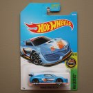Hot Wheels 2017 HW Exotics Renault Sport R.S. 01 (blue)