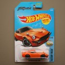 Hot Wheels 2017 Factory Fresh Custom Datsun 240Z (orange) (Fugu Z)