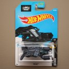 Hot Wheels 2017 Batman The Bat (navy blue) (The Dark Knight)