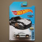 Hot Wheels 2017 Factory Fresh Porsche 993 GT2 (ZAMAC silver - Walmart Excl.)