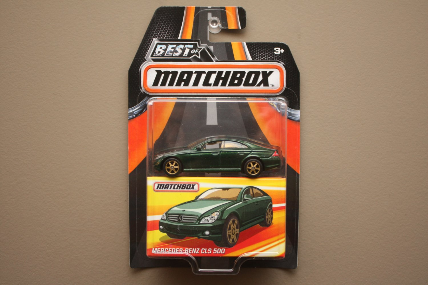 Matchbox 2017 Best Of Series Mercedes Benz CLS 500