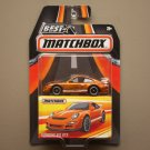 Matchbox 2017 Best Of Series Porsche 911 GT3
